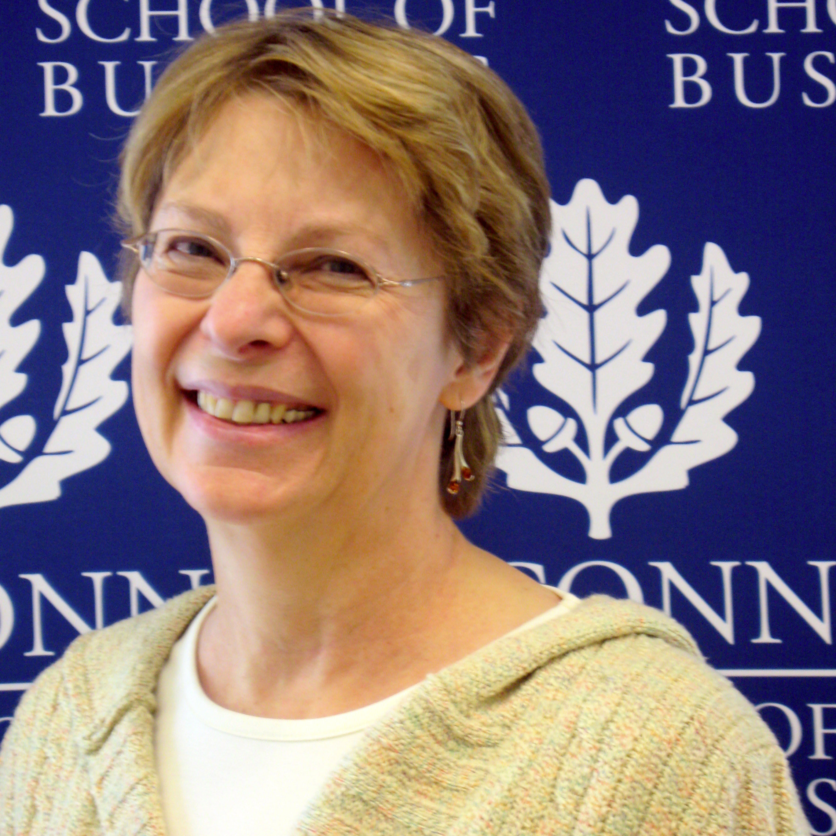 Amy Dunbar, Faculty, UConn Online Master of Science in Accounting MSA
