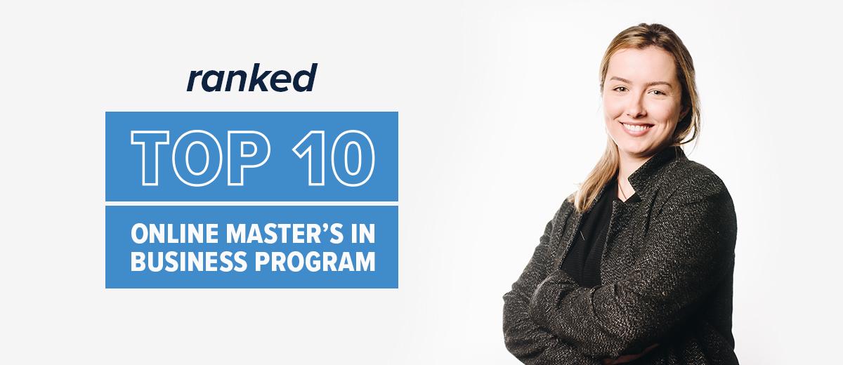 Top ten online business accounting graduate program